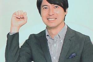桝太一アナ/ZIP/ダンス