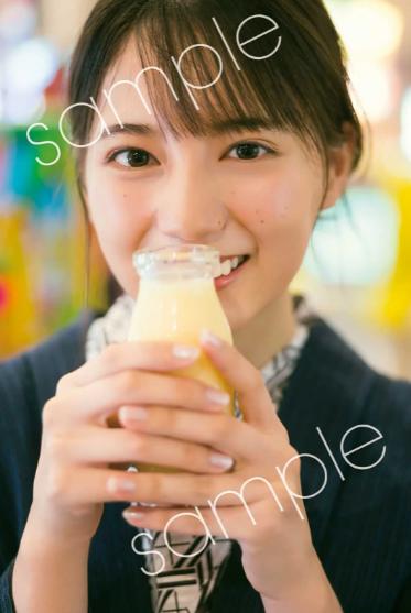 小坂菜緒ポストカード-8
