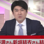 日テレ藤井アナ「逃げ恥婚」に大興奮